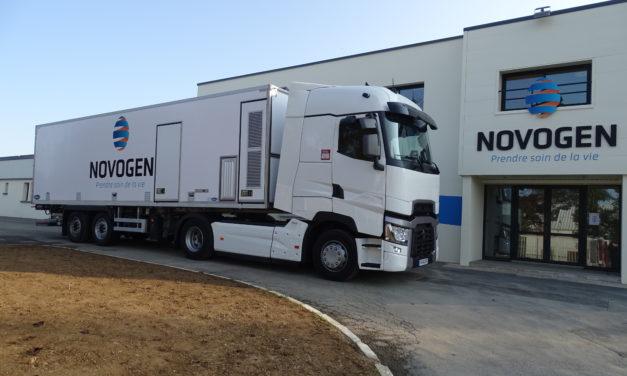 Novogen réduit sa consommation de carburant